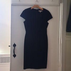 Classic LBD cocktail dress